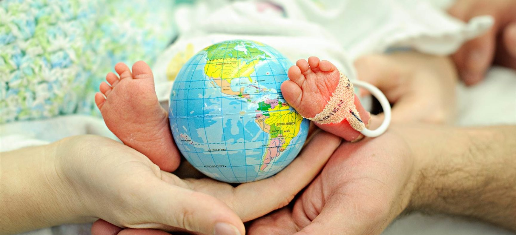 Neonatal Intensive Care - A World Within